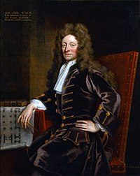 Sir Christopher Wren, architect and astronomer