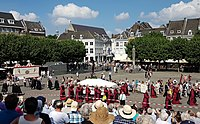 Confraternity and Black Christ in Vrijthof