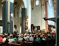 Welcome service for pilgrims from Houthem-Sint Gerlach