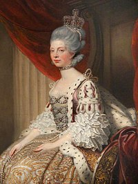 Queen Charlotte of Great Britain and Ireland