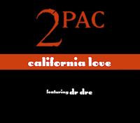 """""""California Love"""" earned Dr. Dre his first number one spot on the Billboard Hot 100 and two Grammy nominations"""