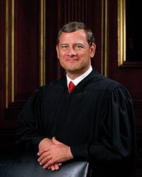 Bush appointed John Roberts as Chief Justice of the United States