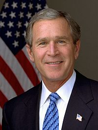 Presidency of George W. Bush