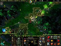 Defense of the Ancients, the original mod from Warcraft III that Dota 2 was based on