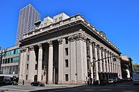 The United States National Bank Building, downtown Portland