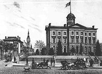 Pioneer Courthouse, 1886