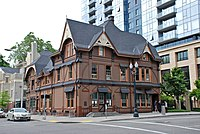 Ladd Carriage House, downtown Portland