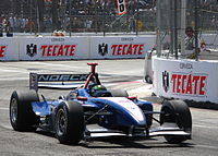 Tracy at the 2008 Toyota Grand Prix of Long Beach