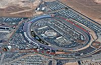 Las Vegas Motor Speedway, the track where the race was held.