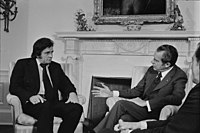 Cash advocated prison reform at his July 1972 meeting with President Richard Nixon