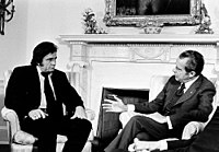 Cash advocated prison reform at his July 1972 meeting with United States President Richard Nixon