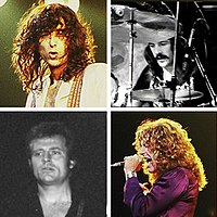 List of songs recorded by Led Zeppelin