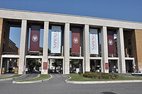 The Sapienza University of Rome, founded in 1303
