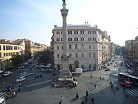 The Esquilino rione