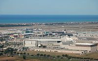 Rome–Fiumicino Airport was the tenth busiest airport in Europe in 2016.