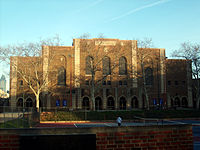 """The Palestra, """"Cathedral of Basketball"""""""
