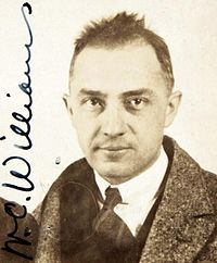 Physician and poet William Carlos Williams graduated from Penn's School of Medicine