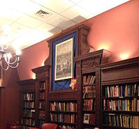 Library of the Philomathean Society