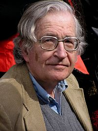 Noam Chomsky studied philosophy and linguistics at Penn, graduating with a BA in 1949, an MA in 1951 and a Ph.D. in 1955.