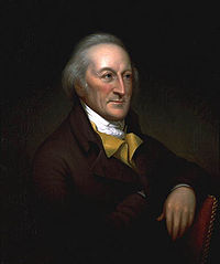 George Clymer, Founding Father; early advocate for complete independence from Britain