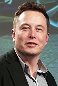 """Elon Musk, co-founder of PayPal,<ref name=""""He Won't Back Down: Elon Musk"""">Preer, Robert (September 1, 2010). """"He Won't Back Down: Elon Musk"""" {{Webarchive url=https://web.archive.org/web/20161108055754/http://whartonmagazine.com/issues/fall-2010/he-wont-back-down/  date=November 8, 2016}}, Wharton Magazine.</ref> and founder and CEO of Tesla Motors<ref name=""""knowledge.wharton.upenn.edu"""">""""Entrepreneur Elon Musk: Why It's Important to Pinch Pennies on the Road to Riches"""" {{Webarchive url=https://web.archive.org/web/20170714104730/http://knowledge.wharton.upenn.edu/article/entrepreneur-elon-musk-why-its-important-to-pinch-pennies-on-the-road-to-riches/  date=July 14, 2017}}, Knowledge@Wharton, May 27, 2009.</ref> and SpaceX<ref name=""""SpaceX Leadership: Elon Musk"""">SpaceX Leadership: Elon Musk {{webarchive url=https://web.archive.org/web/20140516101427/http://www.spacex.com/about/leadership  date=May 16, 2014}}, SpaceX, November 21, 2011.</ref>"""