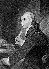 Francis Hopkinson, signed the Declaration of Independence and designed the first official American flag.