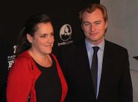 Kelly cites Christopher Nolan and his wife Emma Thomas as instrumental in securing a theatrical release
