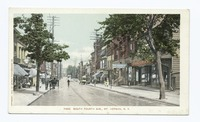 South Fourth Avenue in the 1890s