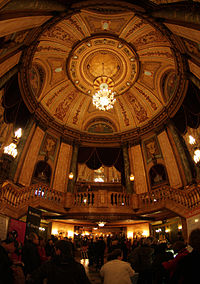 The State Theatre on Market Street was opened in 1929.