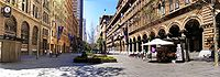Martin Place is often recognised as being the civic heart of Sydney, being home to various corporations, retail and tourist attractions