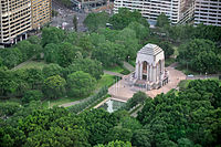 The Anzac War Memorial in Hyde Park is a public memorial dedicated to the achievement of the Australian Imperial Force of World War I.