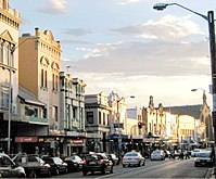King Street in Newtown is one of the most complete Victorian and Edwardian era commercial precincts in Australia.