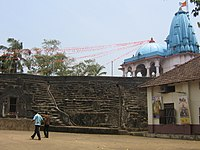 Nithyanand Cave Temple