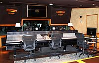 Westlake Recording Studios, one of the places In the Zone was recorded.