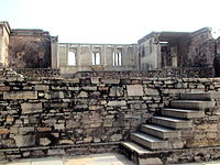 Structures in the fort 2