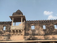 Fort remains 2