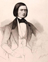 Offenbach in the 1840s