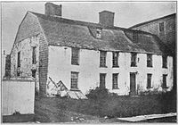 List of the oldest buildings in Rhode Island