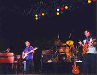 Booker T. & the M.G.'s in Tunica, Mississippi, 2002