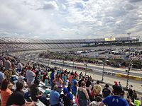 The Ollie's Bargain Outlet 200 at Dover International Speedway in May