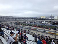 The Use Your Melon Drive Sober 200 at Dover International Speedway in October