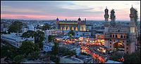 Architecture of Hyderabad