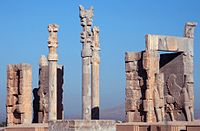 Ruins of the Gate of All Nations, Persepolis