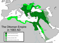 The Second Ottoman Siege of Vienna in 1683 (the First Siege was in 1529) initiated the Great Turkish War (1683–1699) between the Ottomans and a Holy League of European states.