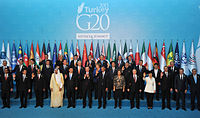 Turkey is a founding member of the OECD (1961) and G20 (1999)