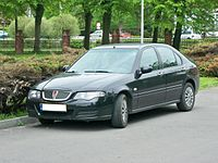 Rover 45 (post facelift)