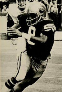 Danny Buggs, First-Team All-American in the 1973 and 1974 seasons.