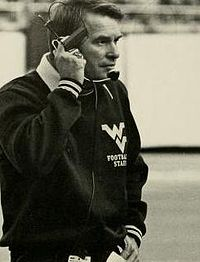 Don Nehlen, WVU's all-time leader in victories (149) and College Football Hall of Fame inductee.
