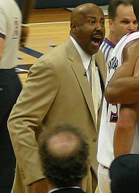 Mike Woodson, head coach of the Knicks from 2012 to 2014