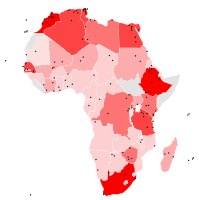 List of World Heritage Sites in Africa